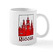 Russia Left-Handed Mug