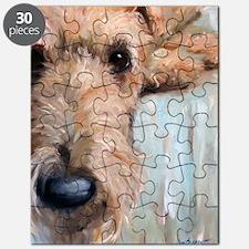 Airedale blues Puzzle