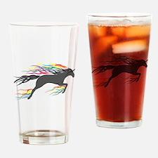 Tribal Unicorn Spectrum Twister - (Dark Gray) Drin