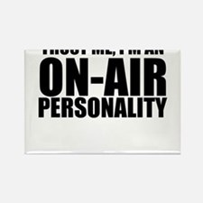 Trust Me, I'm An On-Air Personality Magnets