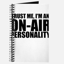 Trust Me, I'm An On-Air Personality Journal
