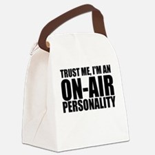 Trust Me, I'm An On-Air Personality Canvas Lun