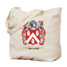 Maynard Coat of Arms - Family Crest Tote Bag