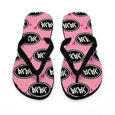 Cute Yaya Gift Flip Flops