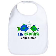 Little Brother Fish Bib