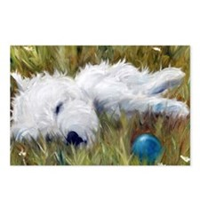 Plum Tuckered Postcards (Package of 8)