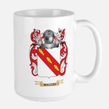 Mazzei Coat of Arms - Family Crest Mug