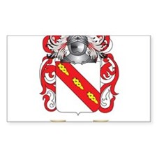 Mazzei Coat of Arms - Family Crest Decal
