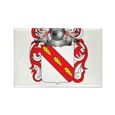 Mazzei Coat of Arms - Family Crest Rectangle Magne
