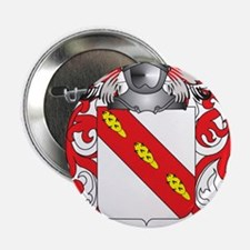 """Mazzei Coat of Arms - Family Crest 2.25"""" Button"""