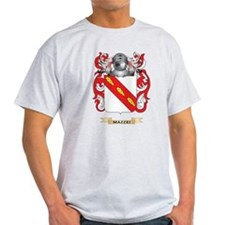 Mazzei Coat of Arms - Family Crest T-Shirt