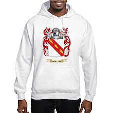 Mazzei Coat of Arms - Family Crest Hoodie