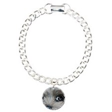 Peeper Charm Bracelet, One Charm