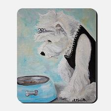 Breakfast At Tiffany's Mousepad