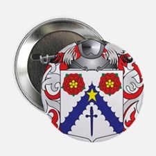 "McAleer Coat of Arms - Family Crest 2.25"" Button"