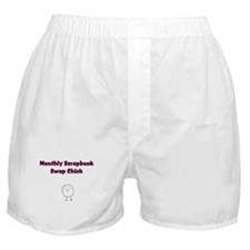 Cool Swapping Boxer Shorts