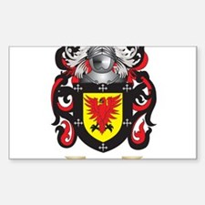 McAllister Coat of Arms - Family Crest Decal