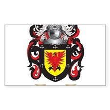 McAllister Coat of Arms - Family Crest Stickers