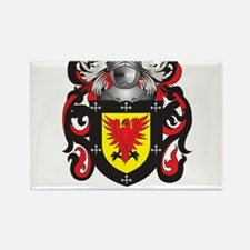 McAllister Coat of Arms - Family Crest Rectangle M