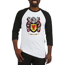 McAllister Coat of Arms - Family Crest Baseball Je