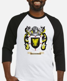 McAndrew Coat of Arms - Family Crest Baseball Jers