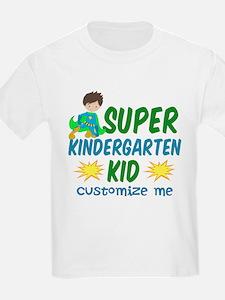 Kindergarten Superhero T-Shirt