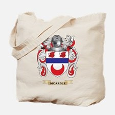 McArdle Coat of Arms - Family Crest Tote Bag