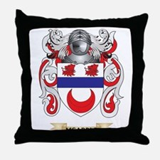 McArdle Coat of Arms - Family Crest Throw Pillow