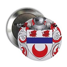 "McArdle Coat of Arms - Family Crest 2.25"" Button"