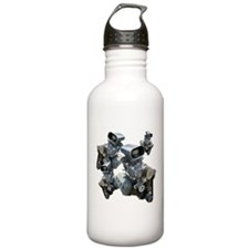 many motor.PNG Water Bottle