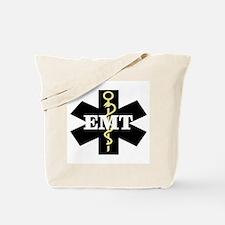 EMT Paramedic Tote Bag