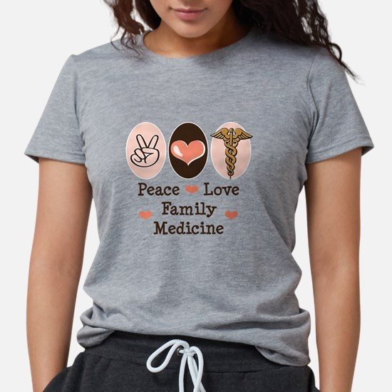 Cute Medicine student Womens Tri-blend T-Shirt