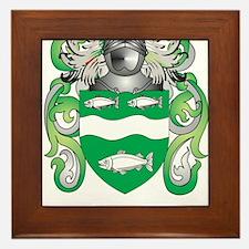 McCabe Coat of Arms - Family Crest Framed Tile