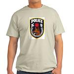 SPS Canine Ash Grey T-Shirt