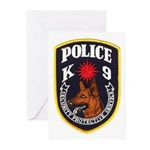 SPS Canine Greeting Cards (Pk of 10)