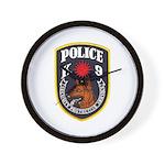 SPS Canine Wall Clock