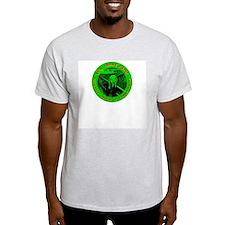 Soylent Green is trans-fats Ash Grey T-Shirt