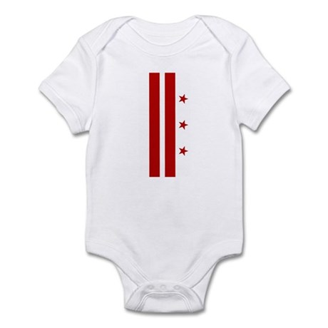 DC Flag Infant Bodysuit