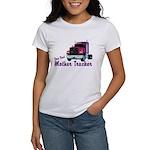 One Bad Mother Trucker Women's T-Shirt