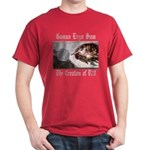 Gamus Ergo Sum : Creation of D20 Dark T-Shirt