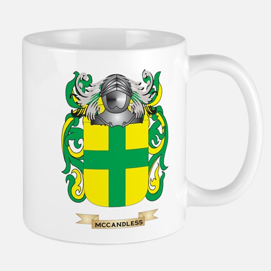 McCandless Coat of Arms - Family Crest Mug