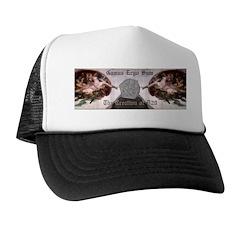Gamus Ergo Sum:Creation of D20 Trucker Hat