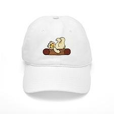 Yellow Teddy Baseball Cap