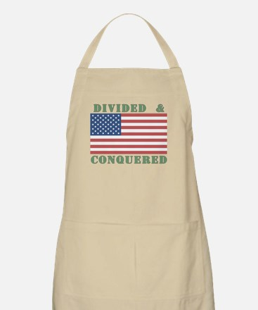 Divided & Conquered BBQ Apron