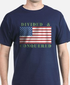 Divided & Conquered T-Shirt