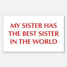 my-sister-OPT-RED Decal