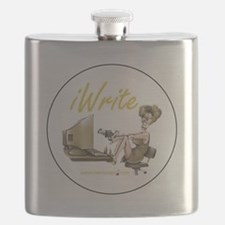 Mad Woman Flask
