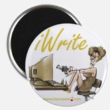 """Mad Woman 2.25"""" Magnet (10 pack)"""