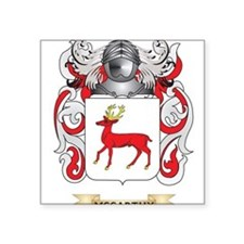 McCarthy Coat of Arms - Family Crest Sticker