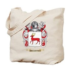 McCarthy Coat of Arms - Family Crest Tote Bag